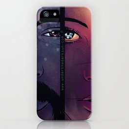 Under the Dark Sun #1 Encounter iPhone iPod Skin iPhone Case