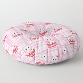 Oyatsu no Jikan 4 (snack time 4) Floor Pillow