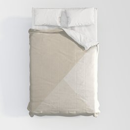 Bone Tones Comforters