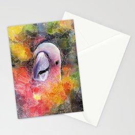 Nebula Cacatuidae Stationery Cards