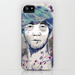 PIBE LOTO iPhone Case
