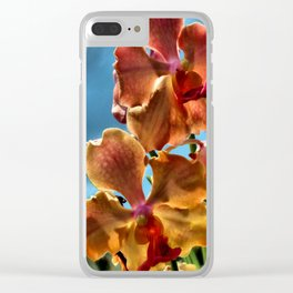 Tribute to Grandmas Clear iPhone Case