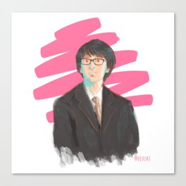 Harry in Suit Canvas Print