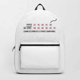 Cyber Monday Lowest Prices Plus Free Shipping Backpack