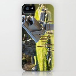 Pondside Panoramic Visor iPhone Case