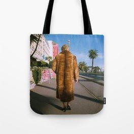 Lady of Nice Tote Bag