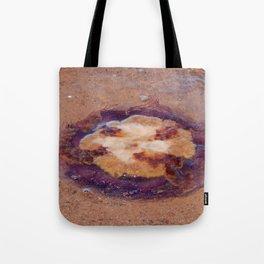 Jellyfish upside down Tote Bag
