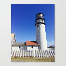 Highland Light Canvas Print