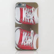 beauty in the mundane - my favorite pair of shoes iPhone 6s Slim Case