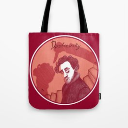 Dostoevsky The Idiot Tote Bag