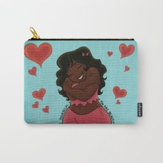 Love Yourself! You Are Beautiful! v3 Carry-All Pouch