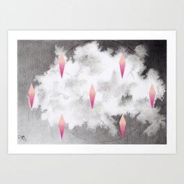 Crepuscular Art Print