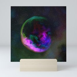 One of A Hundred Nebulas 002 Mini Art Print