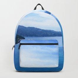 Cruise Blue Backpack