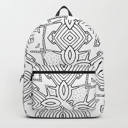 outback lines Backpack