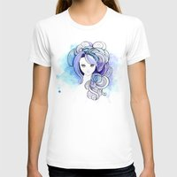 waterfall T-shirts featuring Waterfall by Sherry Yuan