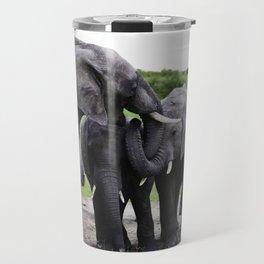 Elephant Joy Travel Mug