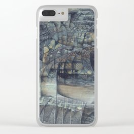 The Great Filter Clear iPhone Case