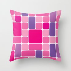HALIMA 1 Throw Pillow