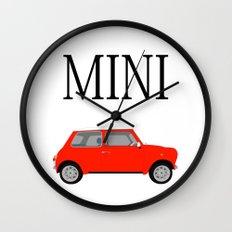 MINI Wall Clock