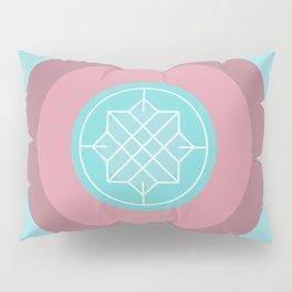 Punchy Pastels Pillow Sham