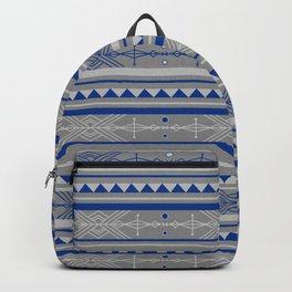 Bohemian Arrow Pattern Backpack