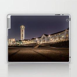 Swansea Marina apartments Laptop & iPad Skin