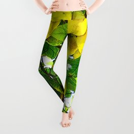 if life gives you lemons... Leggings