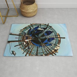 Little Planet of Venice Rug