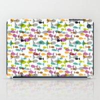 fishing iPad Cases featuring Fishing by Mofa Barcelona