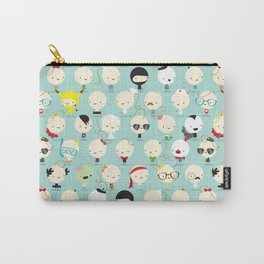 Pequeñitos characters Carry-All Pouch