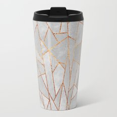 Shattered Concrete Travel Mug