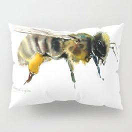 Bee, bee design honey bee, honey making Pillow Sham