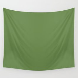 Declaration of Spring ~ Spring Leaf Green Wall Tapestry