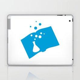 Mad Science Book Laptop & iPad Skin