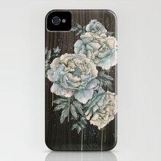 Peony Wood iPhone (4, 4s) Slim Case