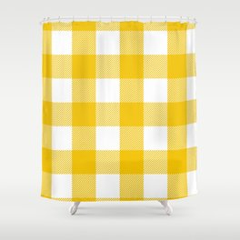 Sunflower Picnic Shower Curtain