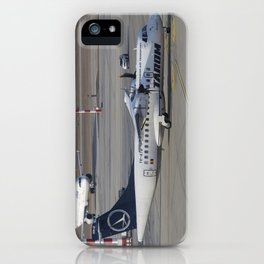 Tarom ATR 42-500 iPhone Case