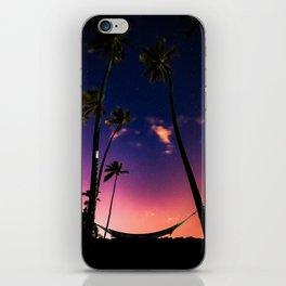 Endless Summer Nights iPhone Skin