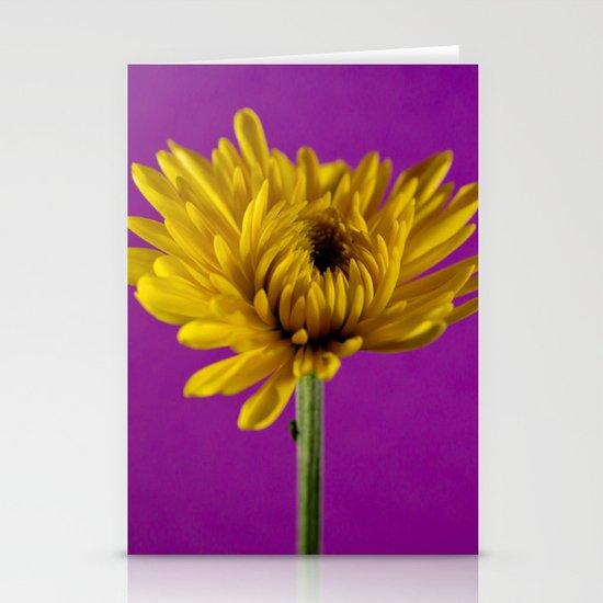 Grape and Lemon Stationery Cards
