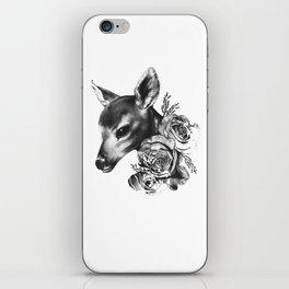 Fawn & Flora II iPhone Skin