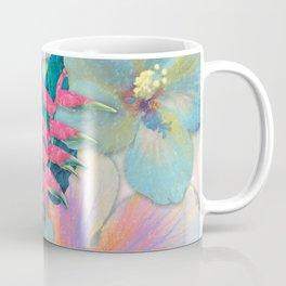 Aqua Ginger Alohas Coffee Mug