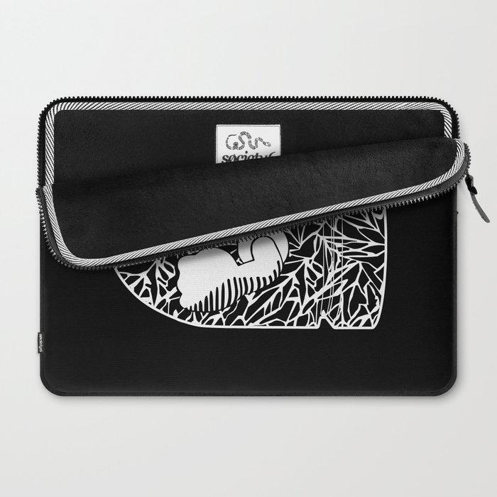 Bullet Bill #CrackedOutBadGuys Laptop Sleeve