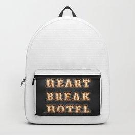 HeartBreak Hotel Backpack