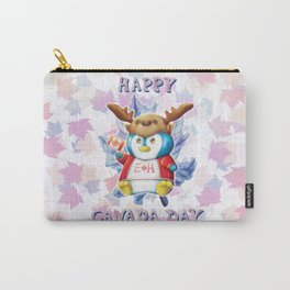 Canada Day 2019 - Eh - Text Carry-All Pouch