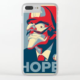 Waluigi for Smash Clear iPhone Case