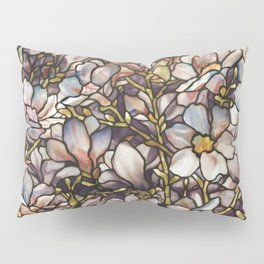 Louis Comfort Tiffany - Decorative stained glass 10. Pillow Sham