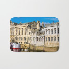 York City Guildhall in the spring sunshine. Bath Mat
