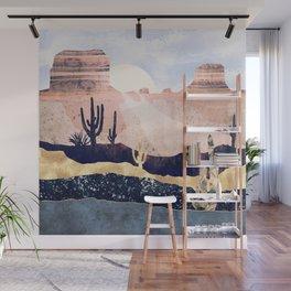 Autumn Desert Wall Mural