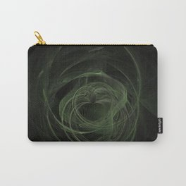 Fractal 17 - Saint Patrick's Day Love Carry-All Pouch